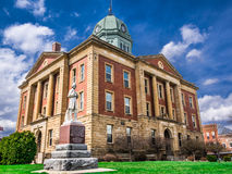 Historic county courthouse Royalty Free Stock Photo
