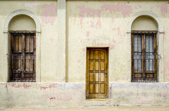 Beautiful old house Stock Photography