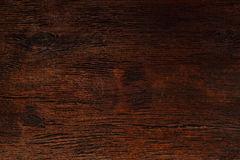 Beautiful Old Natural Wooden Texture. Vintage Dark Background Royalty Free  Stock Photos