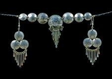 Beautiful old necklace Stock Photos