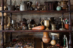 Beautiful old objects Royalty Free Stock Photography