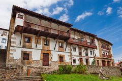 Beautiful Old Spanish Cottages Royalty Free Stock Photo