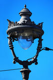 Beautiful old street lamp Royalty Free Stock Photography
