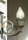 Beautiful streetlamp Stock Photography