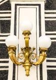 Beautiful streetlamp Royalty Free Stock Images