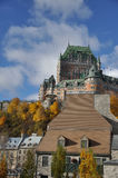 Old Town, Quebec, Canada Royalty Free Stock Photography