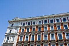 Beautiful old town house Royalty Free Stock Photography
