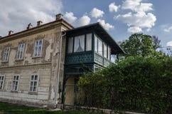 Beautiful old villa Royalty Free Stock Photo