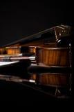 Beautiful old violin Stock Image