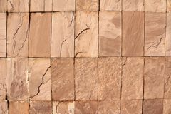 Beautiful Old Wall With Cracks And Texture Royalty Free Stock Image