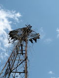 Beautiful Old WindMill 03 Royalty Free Stock Photography