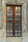 beautiful old window Stock Images