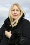 Beautiful older woman Royalty Free Stock Photos