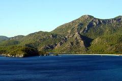 Beautiful Oludeniz Lagune Royalty Free Stock Photo