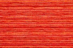 Beautiful orange textile background Royalty Free Stock Image