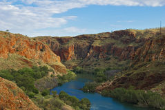 Beautiful Ord River Valley Royalty Free Stock Image