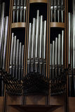 Beautiful  organ Stock Photos