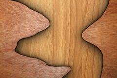 Beautiful organic textures of wood Stock Photo