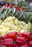 Beautiful organic vegetable Royalty Free Stock Photos