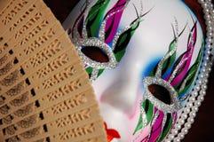 Beautiful oriental face conceptual Stock Photos