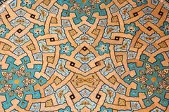 Beautiful oriental mosaic Royalty Free Stock Images