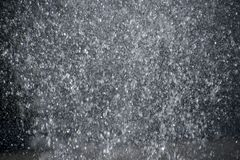 Original abstract background texture with white black bokeh royalty free stock photo