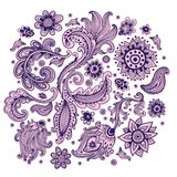 Beautiful ornament Royalty Free Stock Images