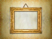 Beautiful ornate frame Stock Photography