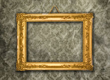 Beautiful ornate frame Royalty Free Stock Photography