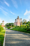Beautiful Orthodox church Royalty Free Stock Photo