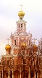 Beautiful Orthodox Church Royalty Free Stock Images