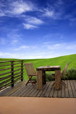 Beautiful outdoor space Stock Photography