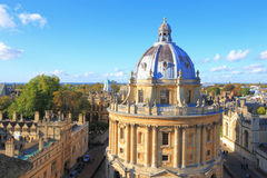 Beautiful oxford building stock images
