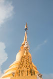 Beautiful pagoda Royalty Free Stock Photos