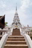 Beautiful pagoda at Wat Khao Kaeo Worawihan temple Royalty Free Stock Photography
