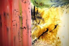 Beautiful Painting by Ian Woo Royalty Free Stock Image