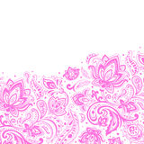 Beautiful paisley background Stock Photos