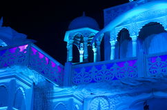 Beautiful Palace Lighting-V Royalty Free Stock Images