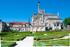 Beautiful palace Stock Images