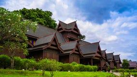 Melaka, malaysia. The beautiful palace in Melaka malaysia malaya Stock Photos