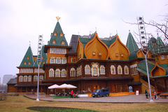 Beautiful palace of Tsar Alexei Mikhailovich, Stock Photos