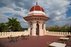 Beautiful Palacio de Valle in Cienfuegos near Jagua Hotel,Cuba Royalty Free Stock Photography