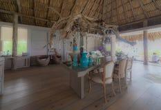 A beautiful Palapa House Stock Photography