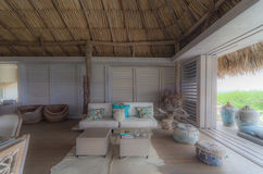 A beautiful Palapa House Stock Images