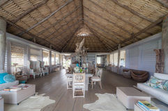 A beautiful Palapa House Stock Photos