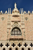 The beautiful Palazzo Ducale in Venice Stock Image