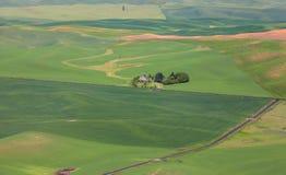 Beautiful Palouse landscape Royalty Free Stock Photo