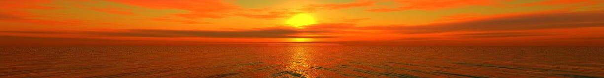 Beautiful panorama Stock Image