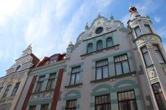 Beautiful panorama of Tallin, Estonia Royalty Free Stock Photos