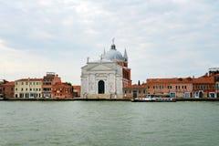 Beautiful panorama of Venice Royalty Free Stock Image